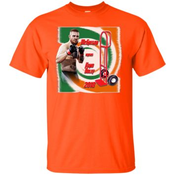 CONNOR MCGREGOR UFC MMA HAND TRUCK DOLLY LAWSUIT T-Shirt