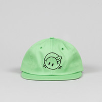 The Quiet Life Concert Polo Cap Light Green