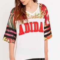 Adidas Dragon Tee Dress - Urban Outfitters