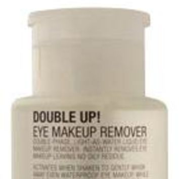 Double Up! Eye Makeup Remover