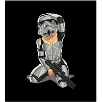 Trooper Pin-up