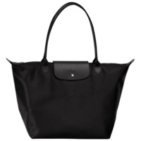 Tote bag - Le Pliage Néo - Handbags - Longchamp - Black - Longchamp United-States