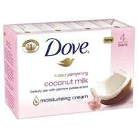 DOVE GO FRESH PURELY PAMPERING COCONUT MILK, JASMINE PETALS 2-4 OZ