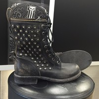 Jenna Frye boots brand new never worn