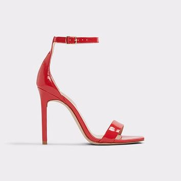 Derolila Red Women's Dress heels | ALDO US