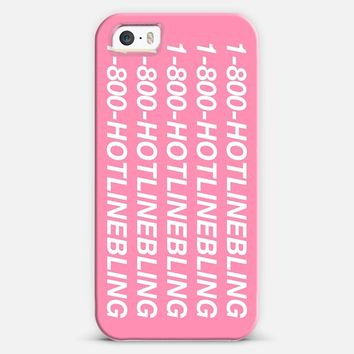 1-800-Hotline Bling iPhone 5s case by designonfleek | Casetify