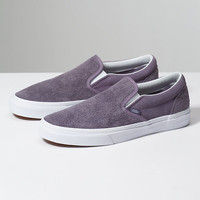 Hairy Suede Slip-On | Shop At Vans