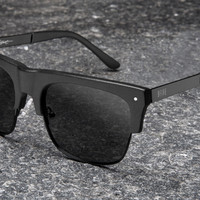 9five J's Blackout Leather Shades