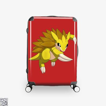 Sandslash, Pokemon Suitcase