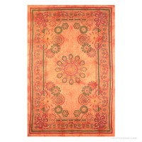Orange Blossom Tapestry Orange on Sale for $19.99 at The Hippie Shop