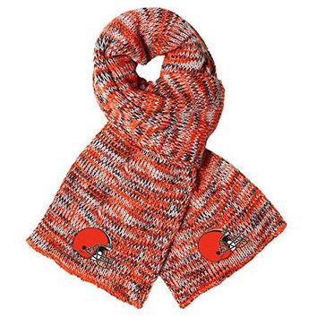 NFL Cleveland Browns Peak Scarf, Orange