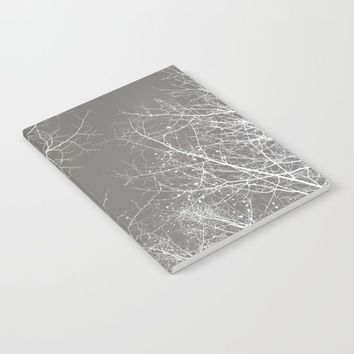 Branches Impressions I Notebook by ARTbyJWP