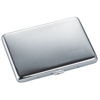 Visol Phoenix Single Sided Cigarette Case - Holds 9 100s Size Cigarettes