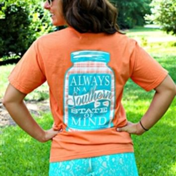 Southern State Of Mind Tee