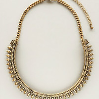Golden Sirens Necklace