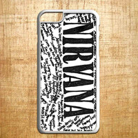 Nirvana all member and song titles collage for iphone 4/4s/5/5s/5c/6/6+, Samsung S3/S4/S5/S6, iPad 2/3/4/Air/Mini, iPod 4/5, Samsung Note 3/4, HTC One, Nexus Case*PS*