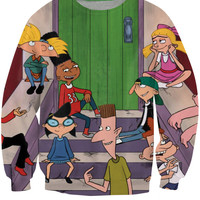 Hey Arnold and Friends Sweatshirt
