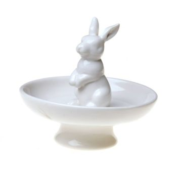 Bunny Ornament for Rings
