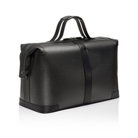 Carbon Fiber Leather Weekender Bag by Porsche Design