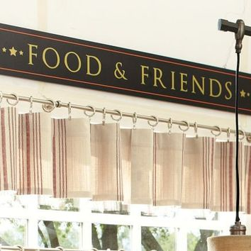Food & Friends Wall Art | Pottery Barn