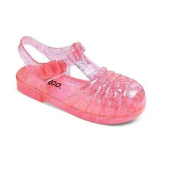 Circo Toddler Girls' Josephine Jelly Fisherman Sandals, 11-12, Pink