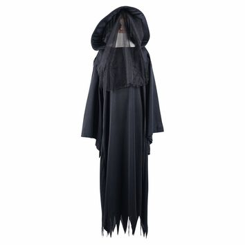 Boys Ghost Costume Kids Halloween Costume Child Scary Fancy Dress Outfits Clothing