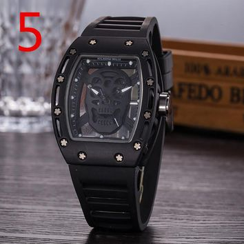 Richard Miller RM052 Fashionable Fashion Watch F-PS-XSDZBSH Black