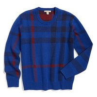 Men's Burberry Brit 'Redbury' Crewneck Sweater,
