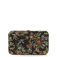 Tapestry iPhone 5 Hard Purse - Bags & Purses  - Bags & Accessories