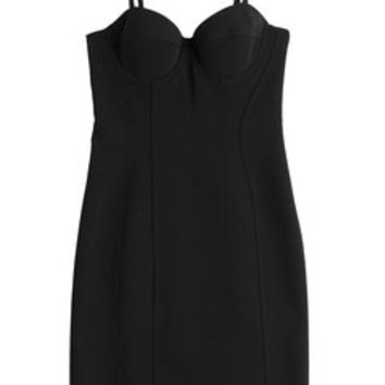 Bustier Mini Dress - Alexander Wang | WOMEN | GB STYLEBOP.com