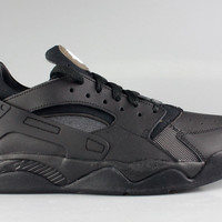 Nike Men's Air Flight Huarache Low Black/Black