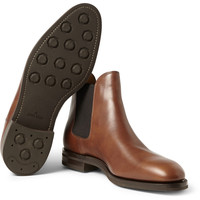 John Lobb - Misty Leather Chelsea Boots | MR PORTER