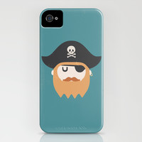 Pirate iPhone & iPod Case by Beardy Graphics