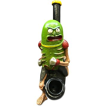 Resin Pipe - Pickle Rick