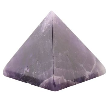 Black Obsidian Fluorite Pyramid Rose quartz Natural Stone Carved Point