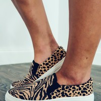 Cute & Wild Sneakers: Multi