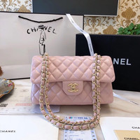 Chanel CF Series Crossbody Shoulder Bag