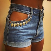 Polly Pocket Shorts