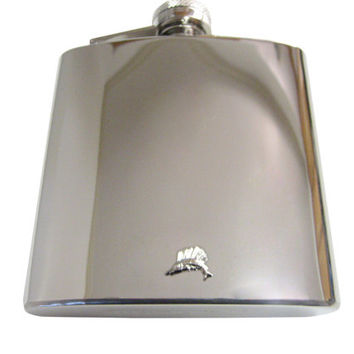 Sail Fish 6 oz. Stainless Steel Flask