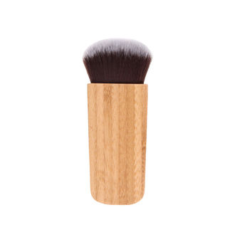 Round Makeup Brush BB Cream Concealer Foundation Powder Brushes Synthetic Fifber Face Cosmetic Blush Brush Makeup Beauty