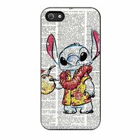 lilo and stitch hand drawn vintage iphone 5 5s 4 4s 5c 6 6s plus cases