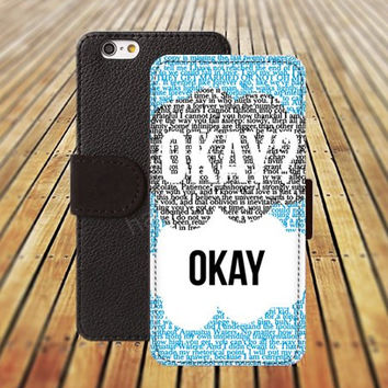 iphone 6 case okay Bricks iphone 4/4s iphone 5 5C 5S iPhone 6 Plus iphone 5C Wallet Case,iPhone 5 Case,Cover,Cases colorful pattern L480