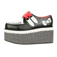 Hello Kitty Double Stacked Mondo Creepers