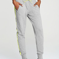 NEW! Rib-trim Sweatpant