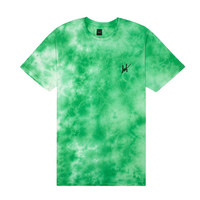 HUF - CRYSTAL WASH SCRIPT TEE SP15 // KELLY