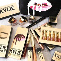 Kylie Lip 6pcs Set Matt Cup Lip Gloss [8029004294]