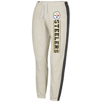 Majestic Pittsburgh Steelers Strong Play Fleece Pants - Women's, Size: