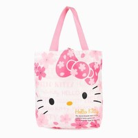 Hello Kitty Eco Tote: Cherry Blossom