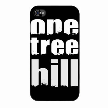 One Tree Hill iPhone 4/4s Case