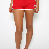 Physical Shorts - Red